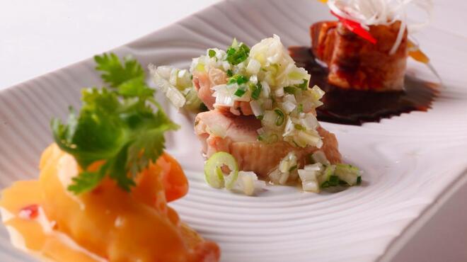 Restaurant NIHIRO 北千住 - 料理写真:前菜盛り合わせ