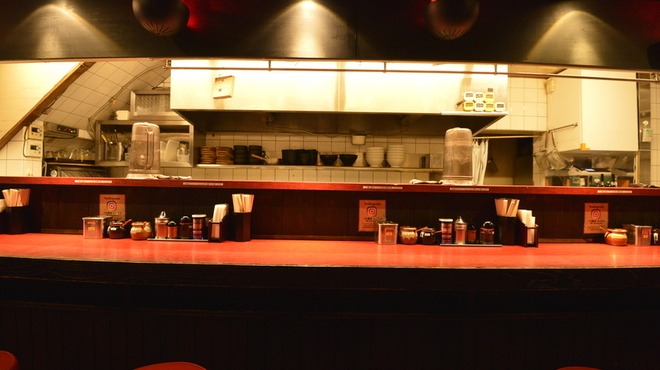 つけ麺屋のぶなが - メイン写真: