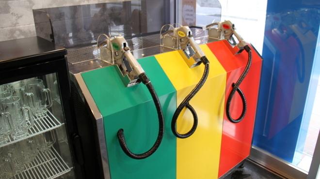 ガソリンスタンド居酒屋 - メイン写真: