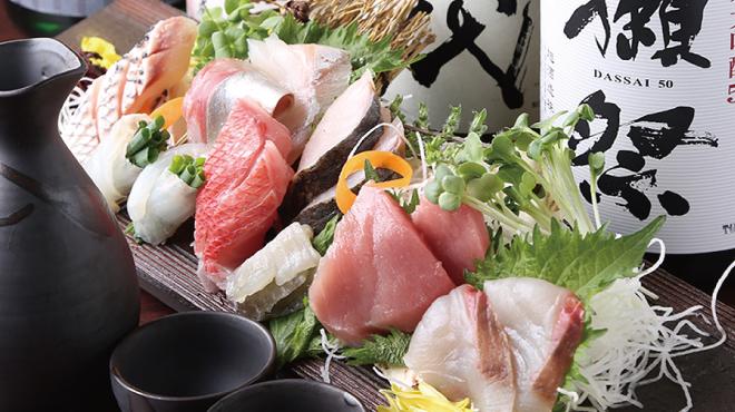 和食郷土料理 個室居酒屋 豊洲屋 - メイン写真:
