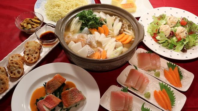 Grade A   - 料理写真:忘新年会プラン2時間飲み放題つき!和洋中ミック鍋
