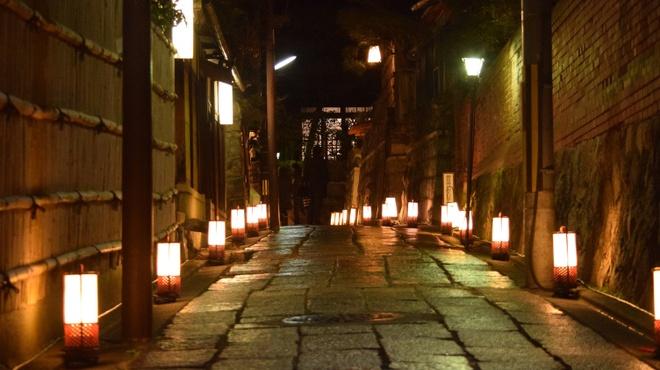石塀小路 豆ちゃ - メイン写真: