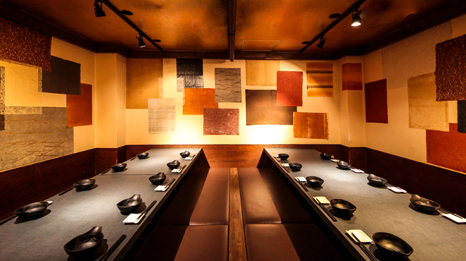 海鮮個室居酒屋 魚久 - メイン写真: