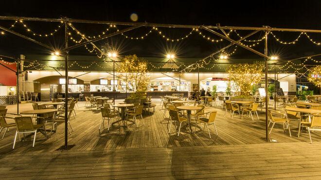 スカイビューフードコート池袋屋上ビアガーデン東武 - メイン写真: