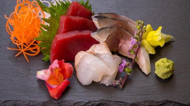 石窯ピッツァと和食と酒 そる - 料理写真: