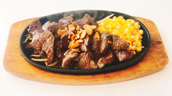 Hawaiian STEAK - 料理写真: