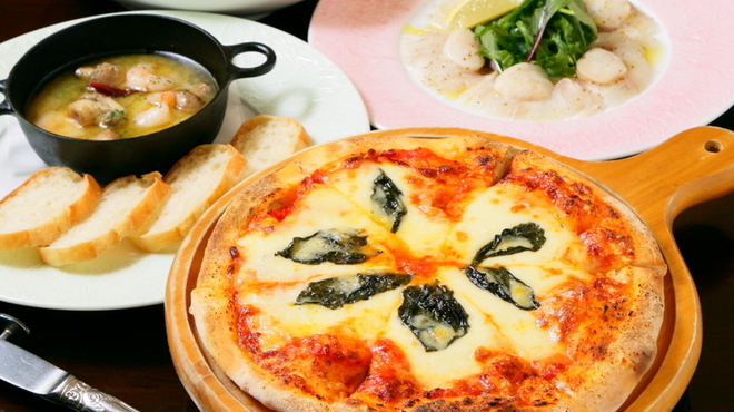 モンタルチーノ - 料理写真: