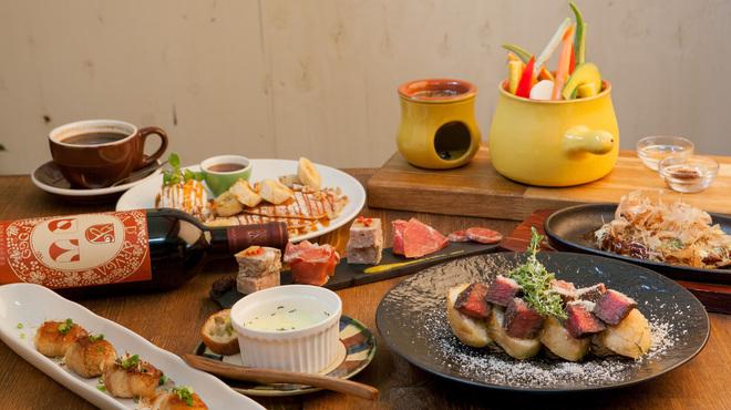 鉄板焼とワイン×日本酒 COCOLO - メイン写真: