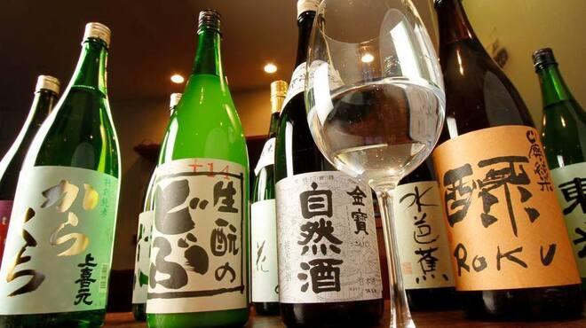 個室 日本酒バル Tokutouseki - メイン写真: