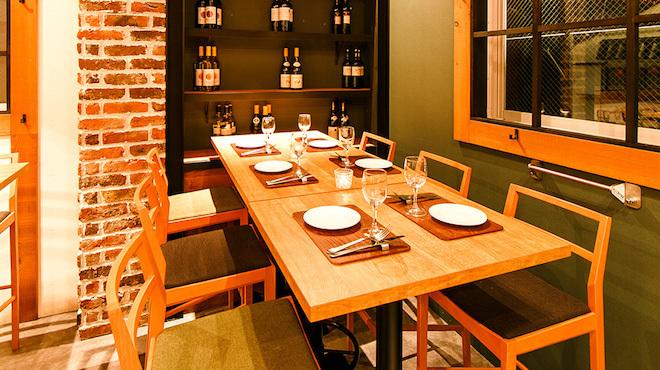 デザイナーズ個室×肉バル BRUNO - メイン写真: