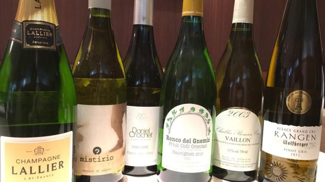 ヴァリノール - ドリンク写真:Vins