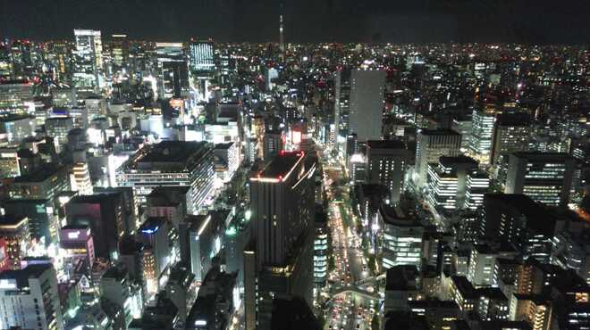 Res arcana Premier  - その他写真:地上215mからの夜景はとっても素敵です♡