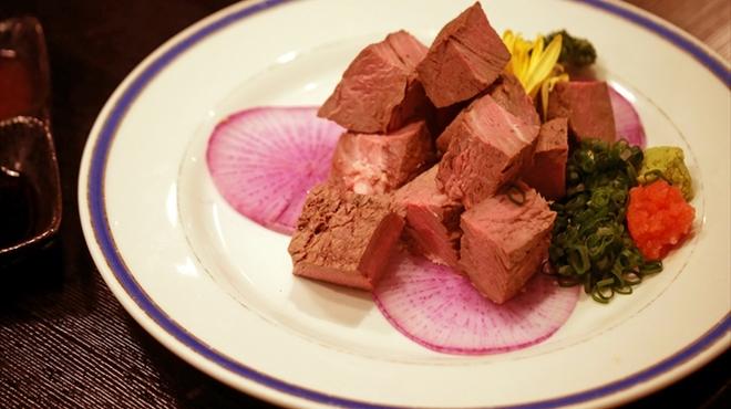 銘酒 魚の家 - 料理写真:和風牛ヒレロースト