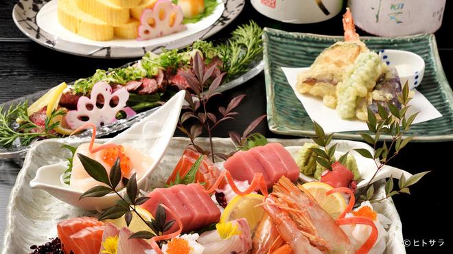 伊くま - 料理写真:旬の京野菜と共に楽しめる、四季折々の三重の山の幸・海の幸