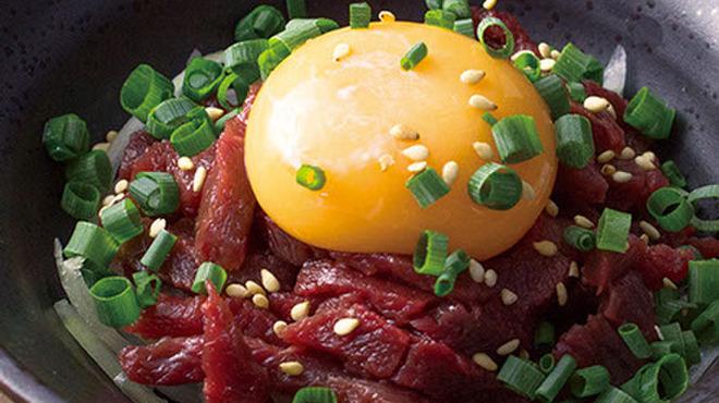 裏天満ちょうちん通り 肉寿司 - メイン写真: