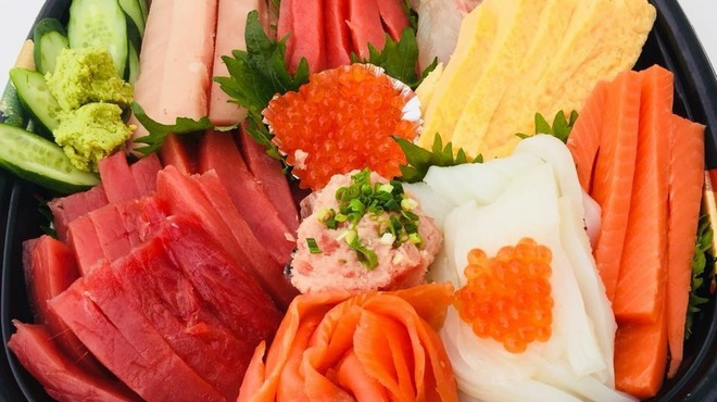 マグロ卸のマグロ丼の店 - メイン写真: