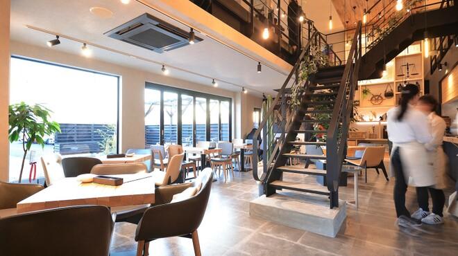nine CAFE - メイン写真: