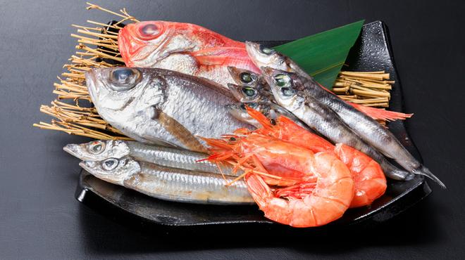浜焼き しんちゃん - 料理写真:深海おまかせ盛り   1480円