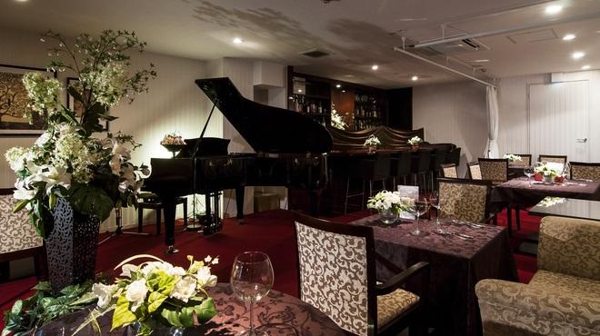 ピアノダイニング ガーデニア - メイン写真:
