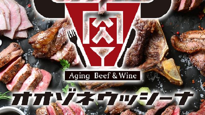 熟成肉バル オオゾネウッシーナ - メイン写真: