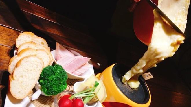 ラクレットチーズ専門店 ハスダ バル - メイン写真: