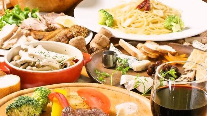 全席個室 肉とチーズのお店 ヴァンデミート - メイン写真:
