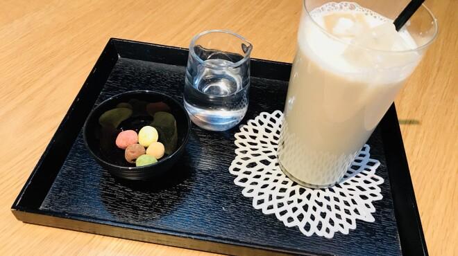 24/7 cafe apartment - 料理写真:
