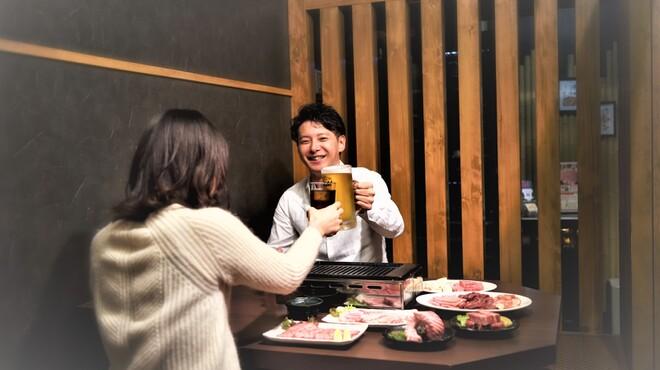 今治 焼肉 神戸 - メイン写真: