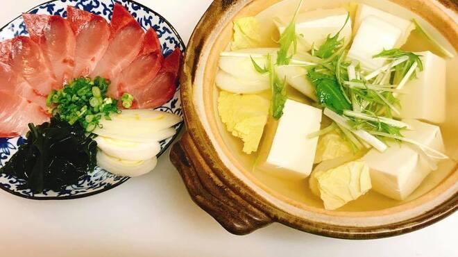 和食居酒屋みつぼし - 料理写真:ブリしゃぶ