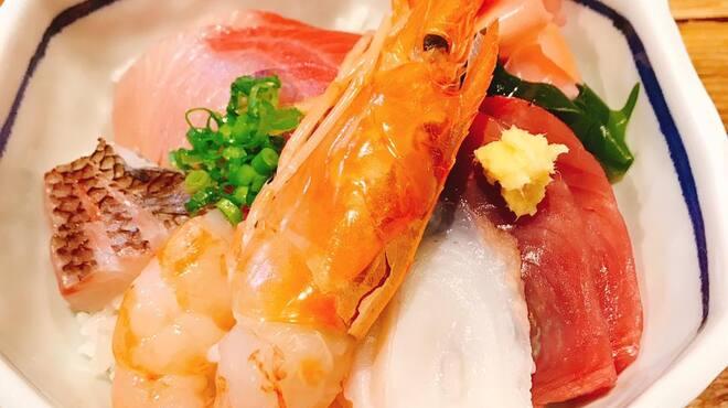 和食居酒屋みつぼし - 料理写真:海鮮丼
