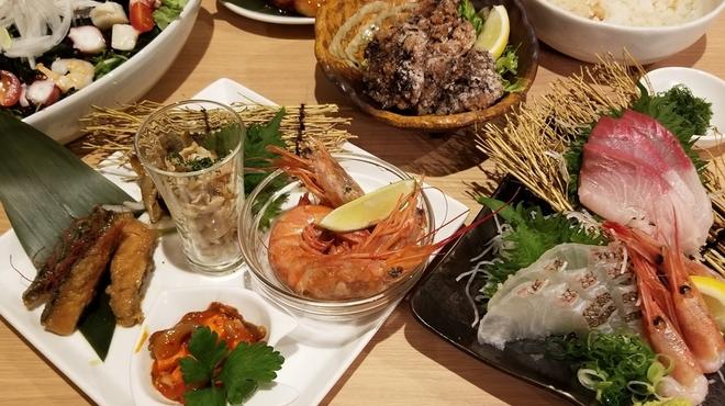 ビストロ魚丸 - 料理写真:2018 春 和