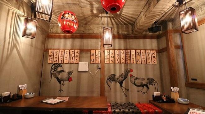 大門 神鶏 - メイン写真: