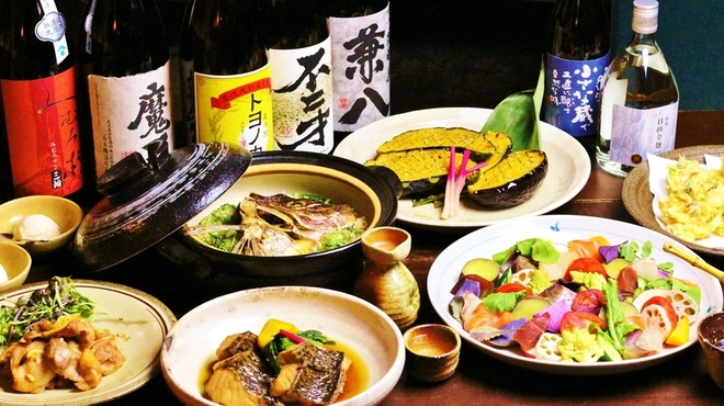 六味酒肴 QU - メイン写真: