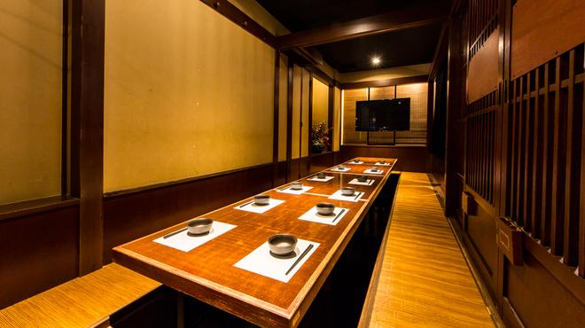 個室居酒屋×産直鮮魚 みくり - メイン写真: