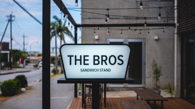 ザ ブロス サンドイッチ スタンド - メイン写真: