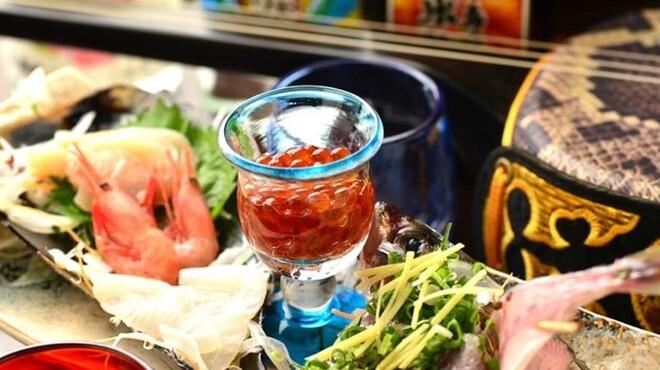おきな和料理 島々 - メイン写真: