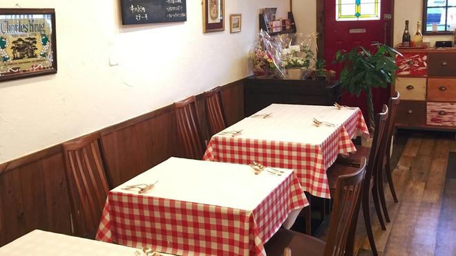 レストラン プティルッソ - メイン写真: