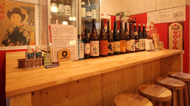 地酒蔵大阪 安岐屋 - メイン写真: