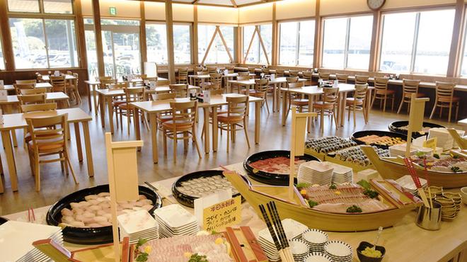 北浦臨海パーク きたうらら海市場 - 料理写真: