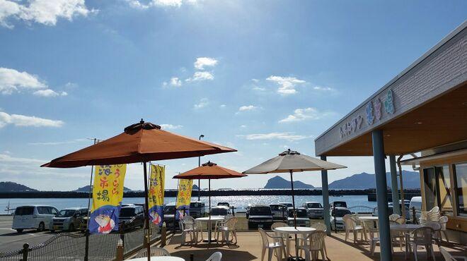 北浦臨海パーク きたうらら海市場 - 外観写真: