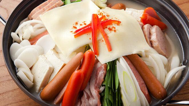 チーズタッカルビ&クッパ プサンアジメ - メイン写真: