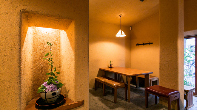 江戸蕎麦ほそ川 - メイン写真: