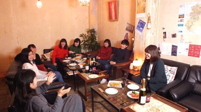 ワインカフェ京都烏丸 - メイン写真:
