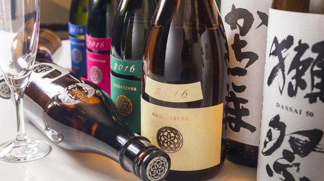 日本酒×北海道食材 地元家 - メイン写真:
