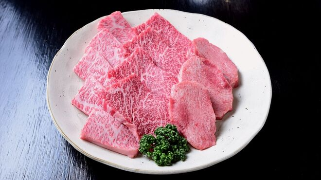 焼肉 亀八 - 料理写真:
