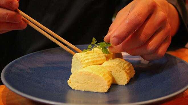 創作和食とだし巻き揚げサンド WATANABE - メイン写真: