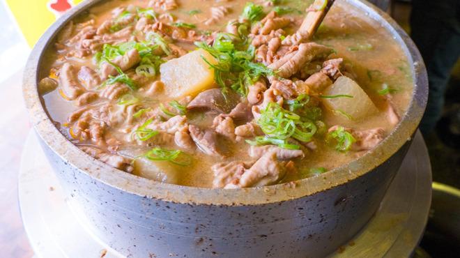 関内もつ肉店 - 料理写真: