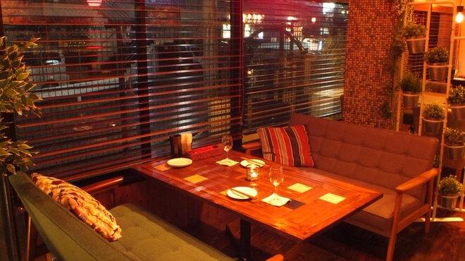Shrimp Dining EBIZO kashiwa - メイン写真: