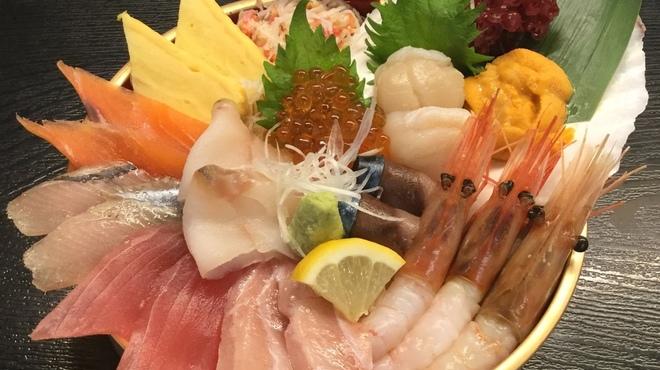 どんぶり茶屋 - 料理写真:小樽特選丼 2680円