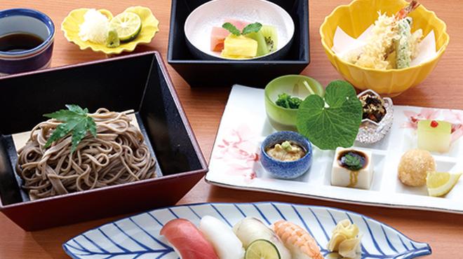 つつじの茶屋 - 料理写真:涼風膳